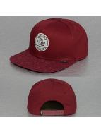Djinns snapback cap Squeeze II 6 Panel rood