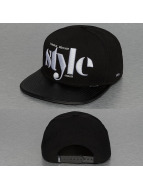Djinns snapback cap Citation Coco S zwart