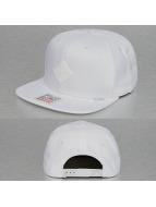 Djinns Snapback Capler Monochrome 6 Panel beyaz