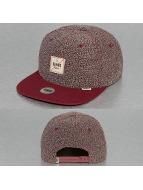 Djinns Snapback Capler 6P Rip Jersey kırmızı