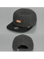 Djinns Snapback Caps 5P Indo Lin czarny