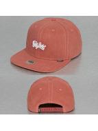 Djinns Snapback Caps 6P Yeemp czerwony
