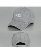 Djinns Snapback Caps 5P CV Spotted harmaa