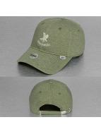 Djinns Snapback Caps 6P CV Misfit oliivi