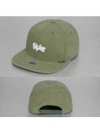 Djinns Snapback Caps 6P Yeemp oliwkowy