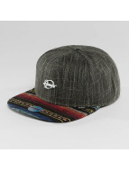 Djinns Snapback Caps Indoalot 6 Panel svart