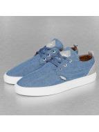 Djinns Sneaker Denim 3.0 Low Lau 2.0 blau