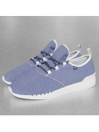 Djinns Sneaker Sucker Piquee blau