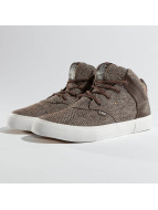 Djinns Sneaker Chunk Indo Spots braun