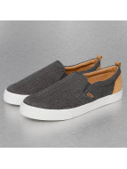 Djinns Sneaker Fishburn Canvas Slider grau