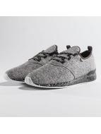 Djinns Sneaker Moc Lau Spots Duplex grau