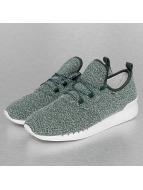 Djinns Sneaker Moc Lau Squeeze IV grün