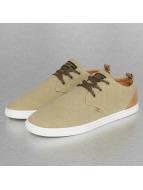 Djinns sneaker Low Lau Hemp khaki