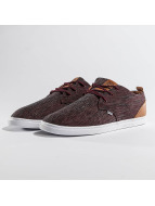 Djinns Sneaker Low Lau rot