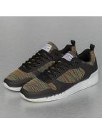 Djinns Sneaker Easy Run schwarz