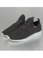 Djinns Sneaker Moc Lau Spots schwarz