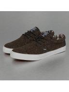 Djinns Sneaker Nice Spotted Felt S schwarz