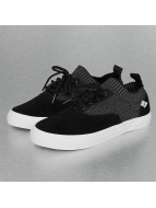 Djinns Sneaker Sub Age Soc Youname Knit schwarz