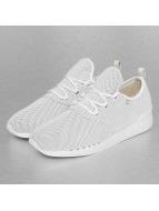 Djinns Sneaker Moc Lau Perfo weiß