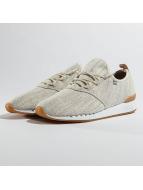 Djinns Moc Lau Rough Linen Sneakers Sand