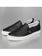 Djinns Sneakers Leather Slider black