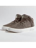 Djinns Sneakers Chunk Indo Spots brazowy