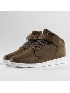 Djinns Sneakers Wunk Fur Light hnedá
