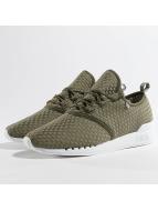 Djinns Sneakers Moc Lau Conlines olivová