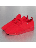 Djinns Sneakers Run 3PLE röd
