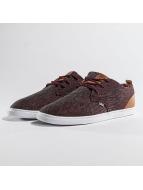 Djinns Sneakers Low Lau röd