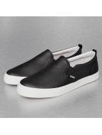 Djinns Sneakers Leather Slider svart