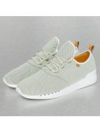 Djinns Sneakers Moc Lau Perfo zeytin yeşili