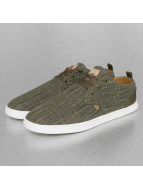 Djinns Sneakers Low Lau Indo Lin zeytin yeşili