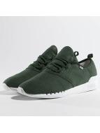 Djinns Sneakers Moc Lau Mix zeytin yeşili