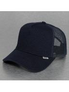 Djinns trucker cap Mini Padded High Fitted blauw