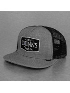 Djinns Trucker Cap Old School grau