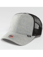 Djinns Trucker Cap Change High Fitted grau
