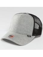 Djinns Trucker Cap Change High Fitted grigio