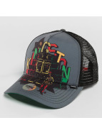 Djinns trucker cap OI Kingston grijs