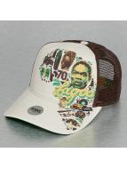 Djinns Trucker Cap IOI Lagos khaki
