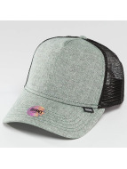 Djinns trucker cap Change High Fitted olijfgroen