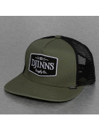 Djinns Trucker Cap Old School olive