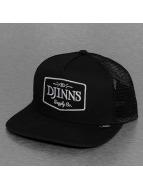 Djinns Trucker Cap Old School schwarz