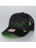 Djinns trucker cap  zwart