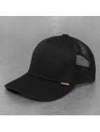 Djinns trucker cap Fishburn High Fitted zwart