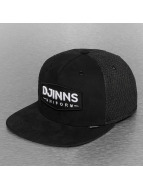 Djinns trucker cap Buns & Sons 5 Panel zwart
