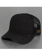 Djinns trucker cap Sherlock zwart