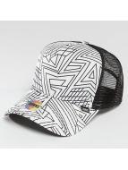 Djinns trucker cap Conlines High Fitted zwart