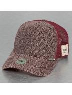 Djinns Trucker Caps Rip Jersey czerwony