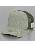 Djinns Trucker Caps Rip Jersey oliwkowy